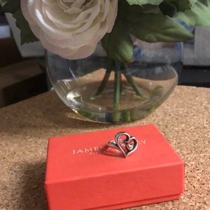 James Avery Joy of My Heart ring